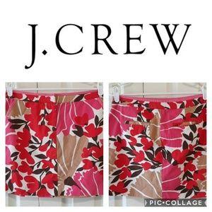 Preloved J. Crew size 2 mini skirt